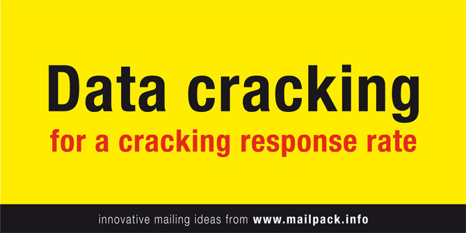 Data Cracking...